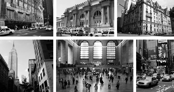 Movie and TV Shows Filming Locations New York