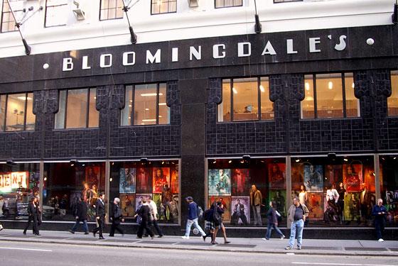 Bloomingdale's New York