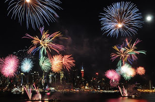 35th Annual Macy's July 4th fireworks
