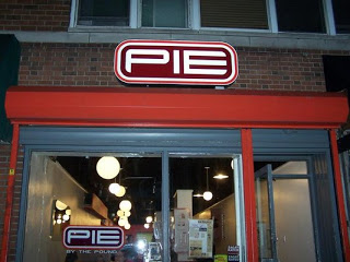 PIE, a little secret in the east village