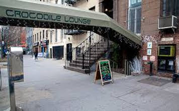 The Crocodile Lounge Near East Village Apartments