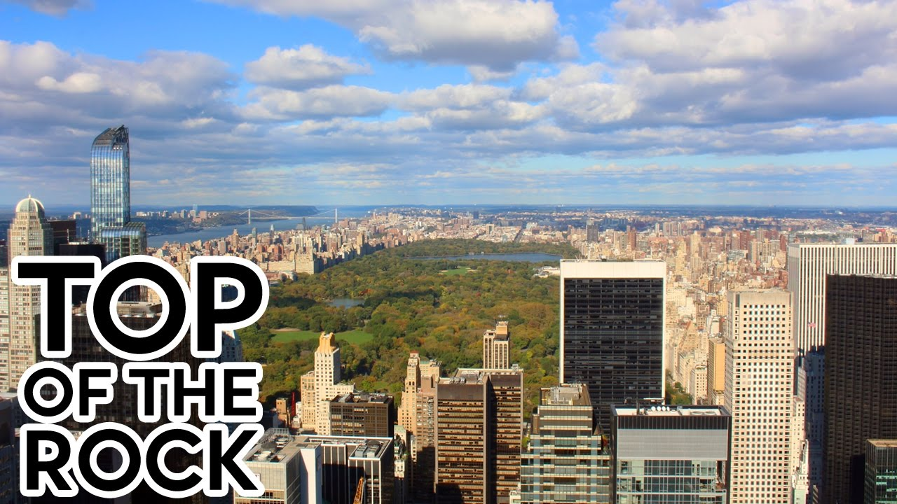 Grand View - Top of The Rock