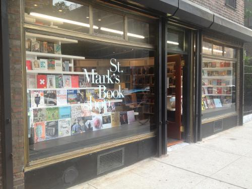 St Mark's Bookshop