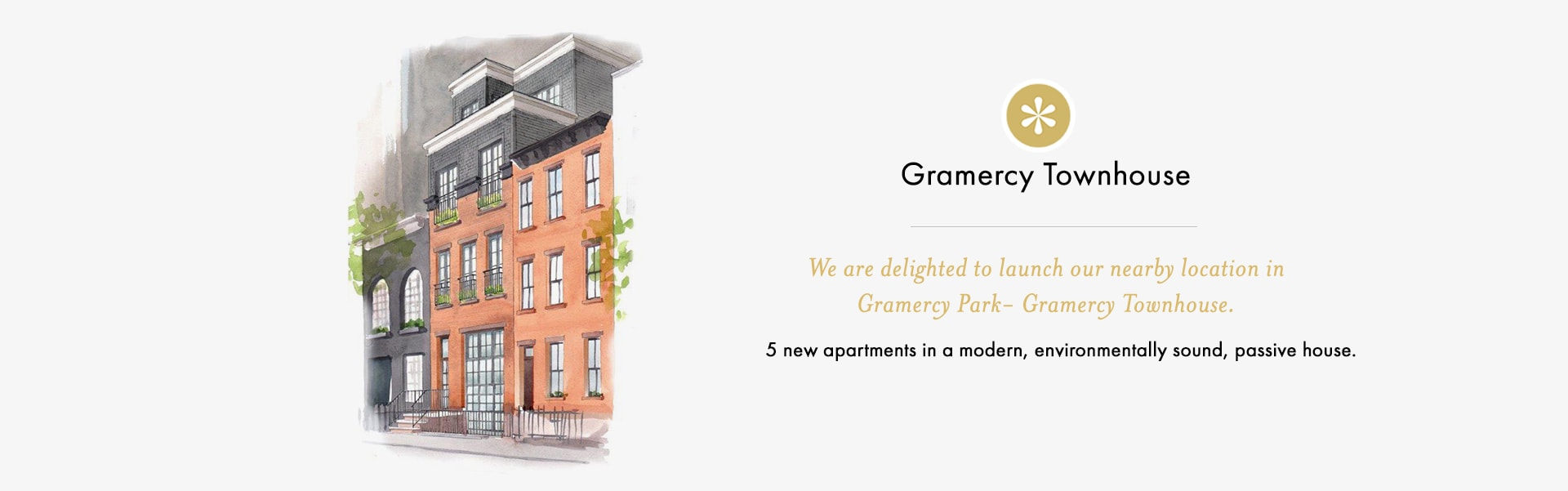 New Gramercy Townhouse Apartments