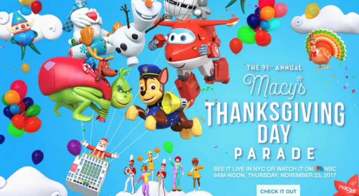 How to have the best Macy's Thanksgiving Day Parade experience