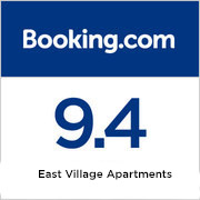Book East Village Apartments By Sudha via Booking.com