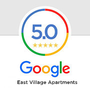East Village Apartments By Sudha on Google