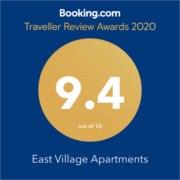 Traveller Review Awards 2020 | East Village Apartments By Sudha